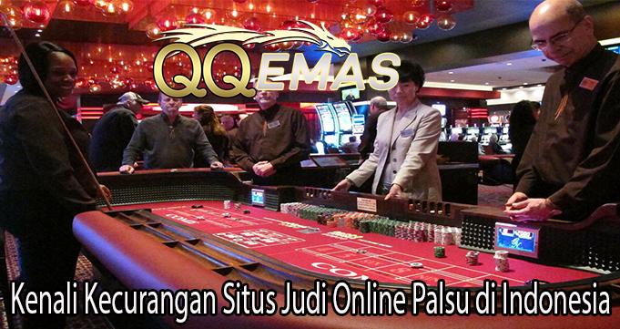 Kenali Kecurangan Situs Judi Online Palsu di Indonesia